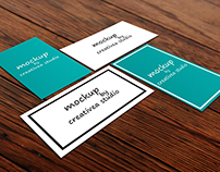 Business Card Mockup (Free Download)