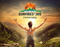 Sunvibes 2015 «Area of Freedom»