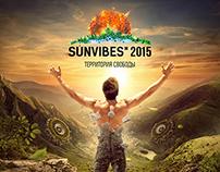 Sunvibes 2015 «Area of Freedom»