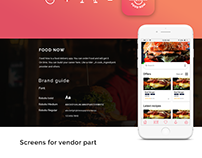 Food Now- Food delivery app