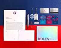 ROLES   Branding Design