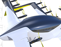 AMSL AERO ELECTRIC EVTOL AIRCRAFT