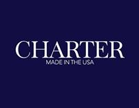 Brand Development & Logo Design   Charter Outfitters
