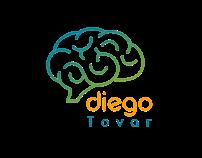Diego Tovar Logo Design