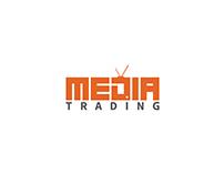 Media Trading Logo re-design