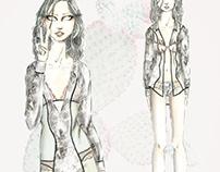 Wildflower Loungewear