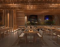 3D Restaurant & Bar