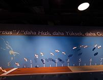Olympics Exhibition