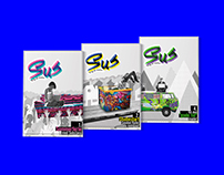 SUS - Cover Design