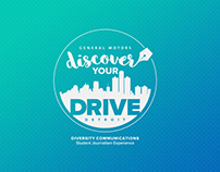 General Motors - Discover Your Drive Logo