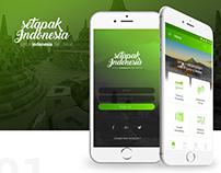 Setapak Indonesia UI/UX Design Apps