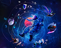 Zero Gravity - Branding