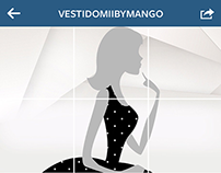 #VestidoMiiByMango -SEAT