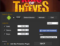 KING OF THIEVES HACK Online | No Download iOS/Android