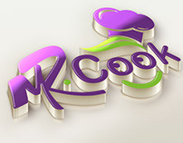 MR.COOK Restaurant Logo