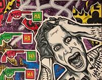 Suicide Squad Art 2016