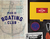 Pier 13 Boating Club