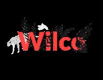 Dribbble Weekly Warmup - Wilco Shirt Design