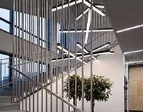 Pechersk School International interior design
