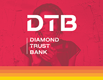 DIAMOND TRUST BANK (DTB) WINDOW BRANDING