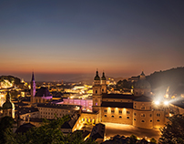 Salzburg Urstein Institut – Cityscapes