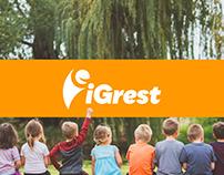 Restyling of iGrest logo