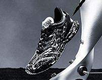 ANTA C202 2.0 Marathon Racing Shoes Design Campaign