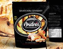 Packaging para producto Gourmet