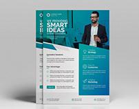 Corporate Business Flyer Design