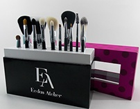 Eedas Makeup Brush Packaging