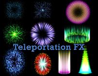 Teleportation FX