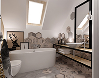 bathroom interior ~