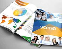 Votiva Software - Brochure