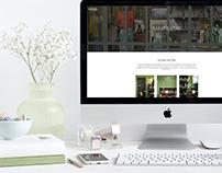 Boutique Mint Bazar - Webdesign