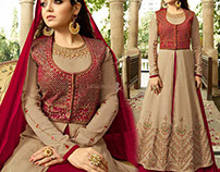 Designer Wedding With Srashti Dhami Dresses