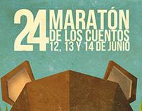 Maratón de cuentos de Guadalajara (propuesta)