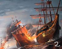 Lost Navigator - Concept