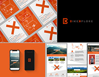 Bikexplore - branding: identity, strategy, artwork, web