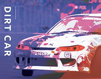 Car Racing Flyer