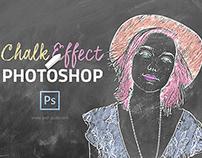 Create Chalk Art