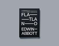 Flatland - Book Redesign