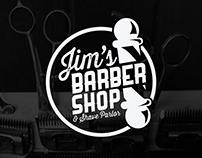 Jim's Barbershop & Shave Parlor