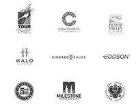 Logo Design Selects | 2011-2015