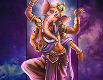 Ganesha Dancer