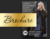Catalog for fashion designer