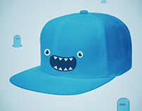 Hats (snapbacks/dad hats/beanies) @threadless