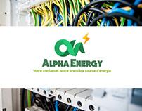 Alpha Energy - Company