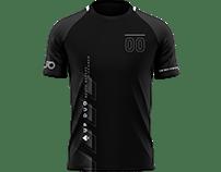 UP DUO Raglan Short Sleeve Shirt Project