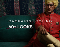Campaign Styling | JadeBlue Lifestyle