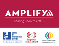 Tech consultant for Amplify - CUNY Research Foundation
